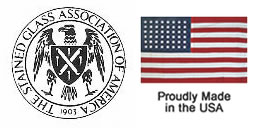 Burnham & LaRoche Associates Inc. - Proudly Made in USA - Flag logo